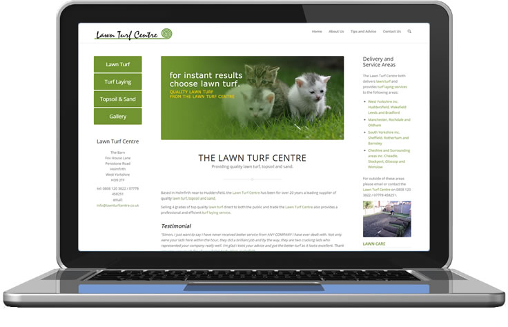 Lawn Turf Centre