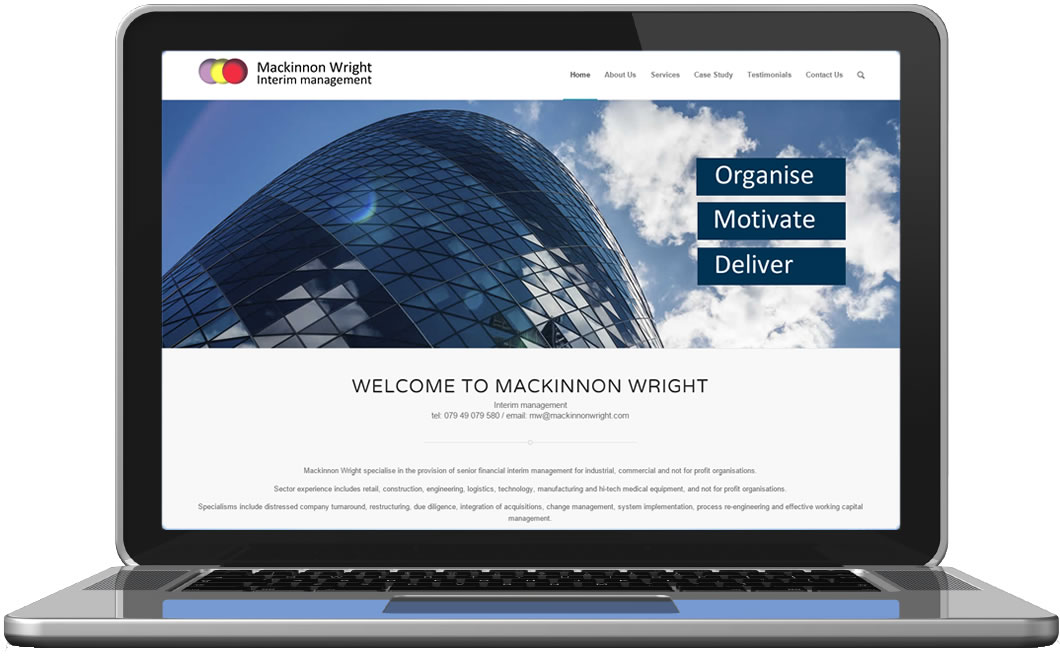 Mackinnon Wright Interim Management