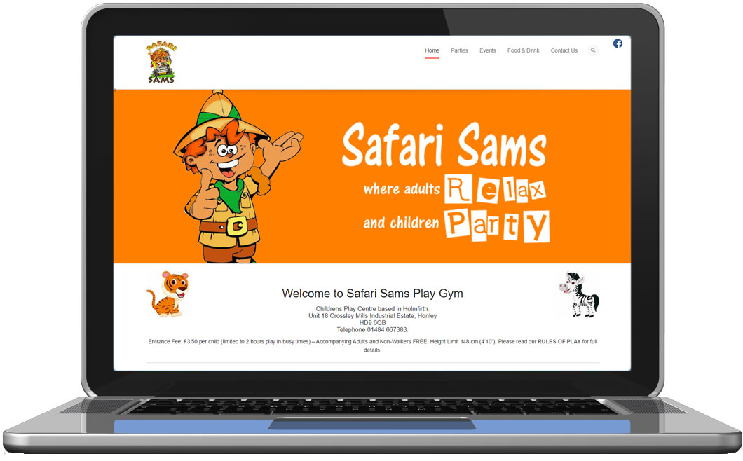 Safari Sams Play Gym